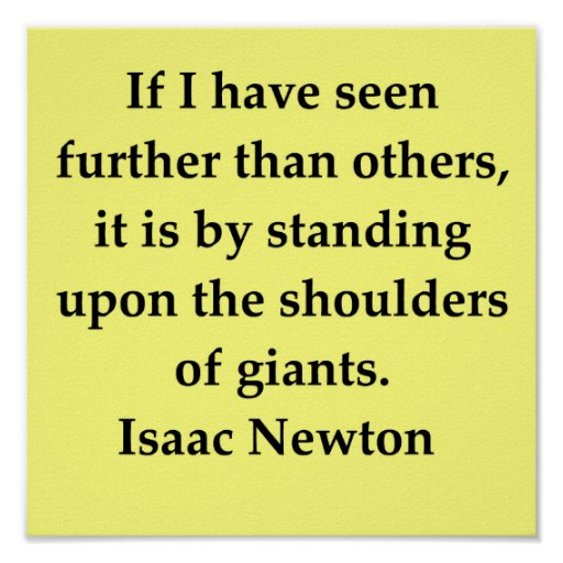 isaac newton quote ldquo all - photo #10
