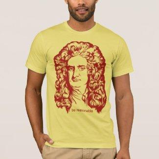 Sir Isaac Newton Shirts