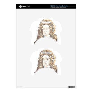 Sir Isaac Newton Xbox 360 Controller Skin