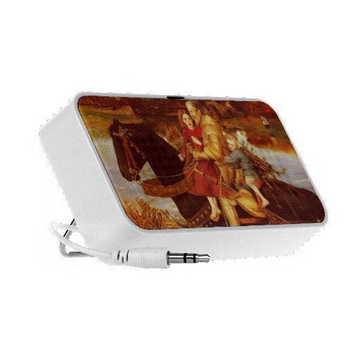 Sir Isumbras de Juan Millais- en Ford Altavoces De Viajar