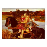 Sir Isumbras de Juan Millais- en Ford Tarjeton
