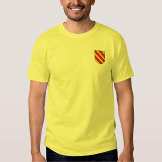 Sir James de la camisa del escudo de armas de