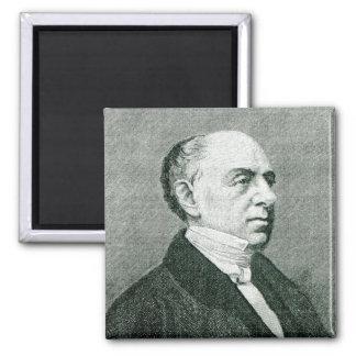 Sir James Graham 2 Inch Square Magnet