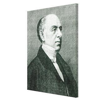 Sir James Graham Canvas Print