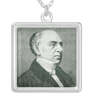Sir James Graham Silver Plated Necklace