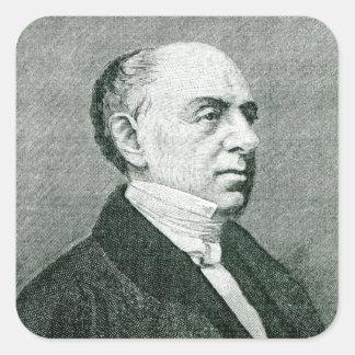 Sir James Graham Square Sticker