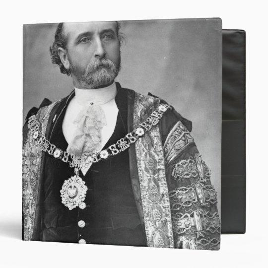 Sir James Whitehead, Lord Mayor of London 3 Ring Binder