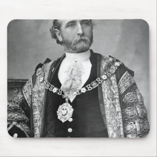 Sir James Whitehead, Lord Mayor of London Mouse Pad