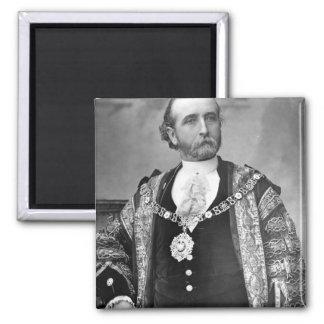 Sir James Whitehead, señor alcalde de Londres Imán Cuadrado