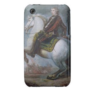 Sir Jeffrey Amherst (1717-97) c.1768 (oil on canva iPhone 3 Case