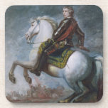 Sir Jeffrey Amherst (1717-97) c.1768 (oil on canva Drink Coasters
