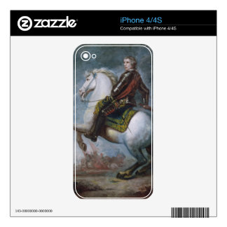 Sir Jeffrey Amherst (1717-97) c.1768 (oil on canva Decal For The iPhone 4S