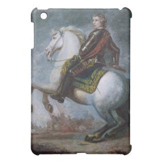 Sir Jeffrey Amherst (1717-97) c.1768 (oil on canva iPad Mini Cover