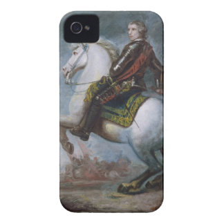 Sir Jeffrey Amherst (1717-97) c.1768 (oil on canva iPhone 4 Cover