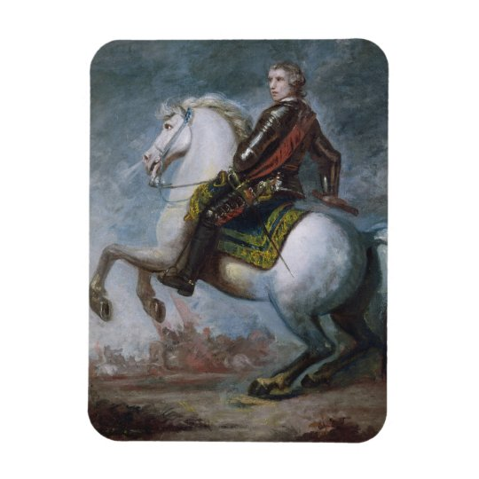 Sir Jeffrey Amherst (1717-97) c.1768 (oil on canva Magnet