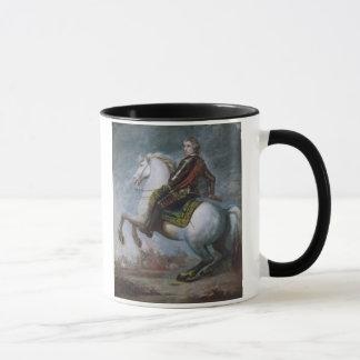 Sir Jeffrey Amherst (1717-97) c.1768 (oil on canva Mug