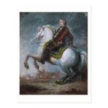 Sir Jeffrey Amherst (1717-97) c.1768 (oil on canva Postcard