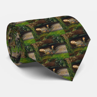 "Sir John Everett Millais, ""Ophelia"" Neck Tie"
