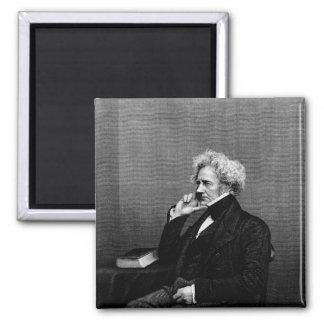 Sir John F.W. Herschel 2 Inch Square Magnet
