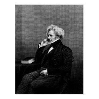 Sir John F.W. Herschel Postcard