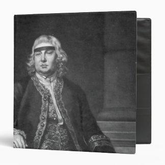 Sir John Fielding, engraved by James McArdell Binder