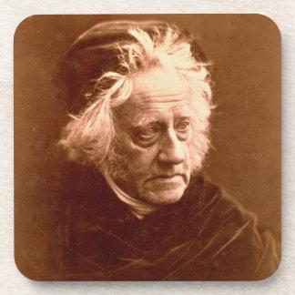 Sir John Frederick William Herschel (1792-1871) 18 Beverage Coaster