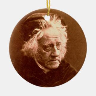 Sir John Frederick William Herschel (1792-1871) 18 Ceramic Ornament