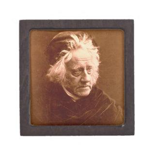 Sir John Frederick William Herschel (1792-1871) 18 Gift Box