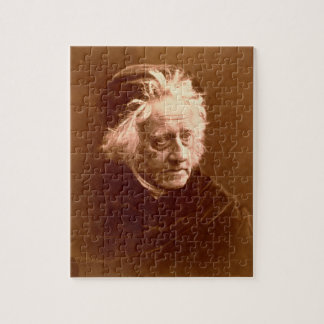 Sir John Frederick William Herschel (1792-1871) 18 Jigsaw Puzzle