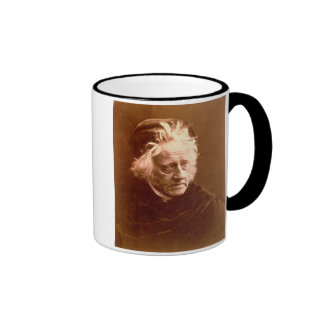 Sir John Frederick William Herschel (1792-1871) 18 Ringer Coffee Mug