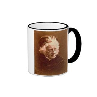 Sir John Frederick William Herschel (1792-1871) 18 Ringer Mug