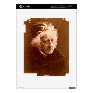 Sir John Frederick William Herschel (1792-1871) 18 Skin For iPad 3