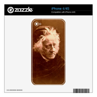 Sir John Frederick William Herschel (1792-1871) 18 Skin For The iPhone 4