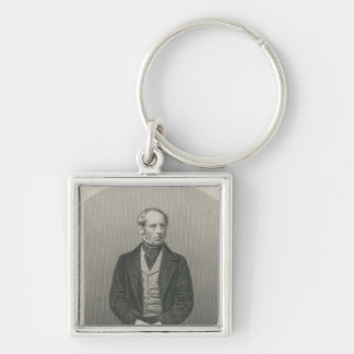 Sir John Somerset Pakington Keychain