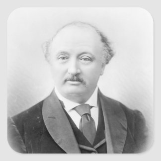 Sir John Stainer Square Sticker