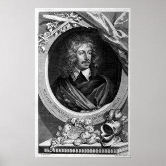 Sir John Suckling Poster