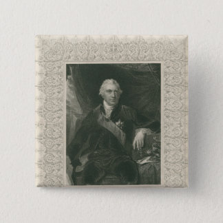 Sir Joseph Banks Button