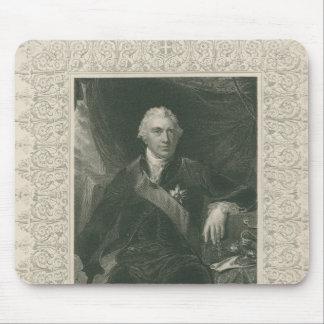 Sir Joseph Banks Mouse Pad