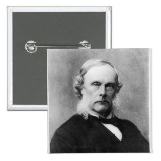 Sir Joseph Lister 2 Inch Square Button