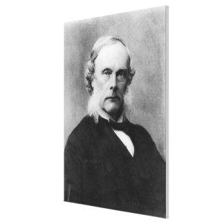 Sir Joseph Lister Canvas Print