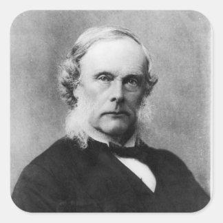 Sir Joseph Lister Square Sticker
