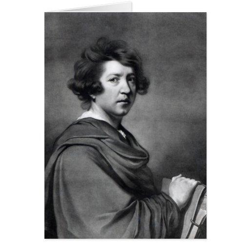 Sir Joshua Reynolds Greeting Card