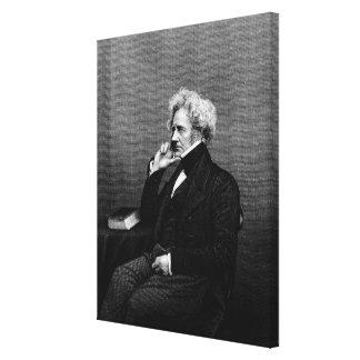 Sir Juan F.W. Herschel Impresiones De Lienzo