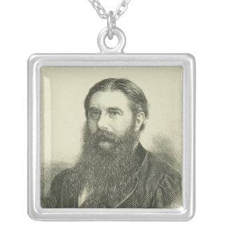 Sir Julius Vogel, KCMG Personalized Necklace