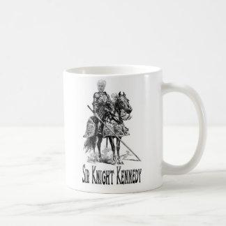 Sir Knight Kennedy Mug Taza Clásica