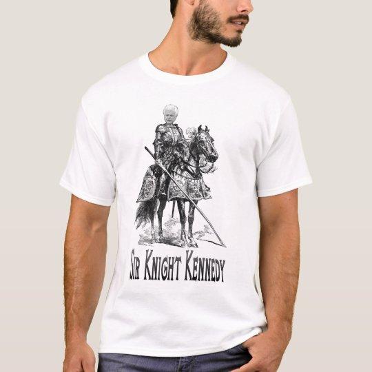 Sir Knight Kennedy T-Shirt
