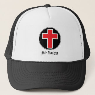 Sir Knight Trucker Hat