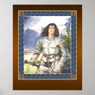 Sir Lancelot print
