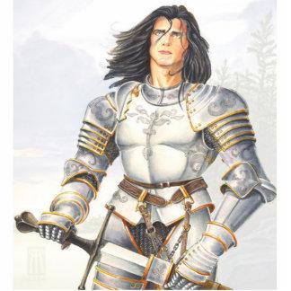 Sir Lancelot stand up Cutout