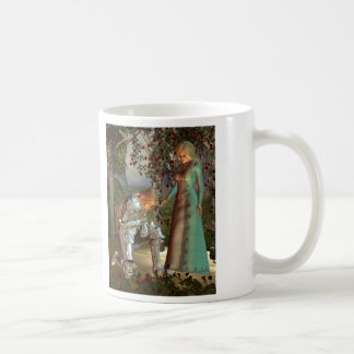 Sir Launcelot and Queen Guinevere Coffee Mug